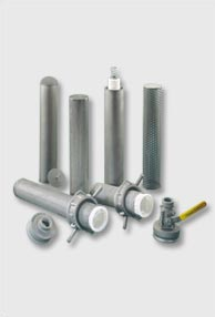 Pipe-End Filter System